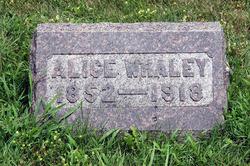 Susan Alice <i>Morrett</i> Whaley