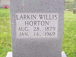 Larkin Willis Horton