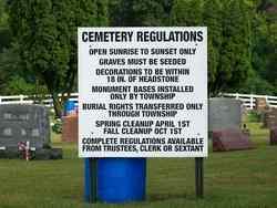 Deer Creek Township Cemetery