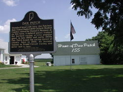 Dan Patch Gravesite