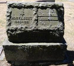 Henry Albert Scott