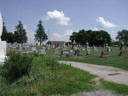 Saint Marys Catholic Church Cemetery