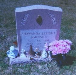 Shawanda Letisha Johnson