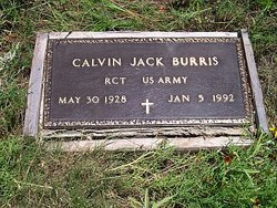 Calvin Jack Burris
