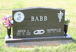 Sgt Brock Alan Babb