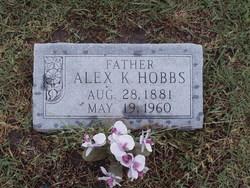 Alexander Keith Alex Hobbs