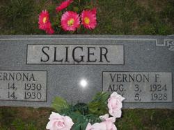 Vernon Franklin Sliger