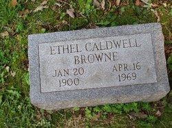 Ethel <i>Caldwell</i> Browne