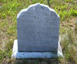 Mary Lucy <i>Broyles</i> DeHart