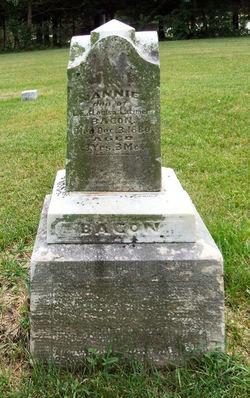 Nannie Bacon