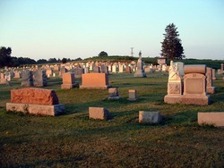 Christ Evangelical Lutheran Church Cemetery