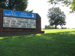 Six Mile Church Cemetery