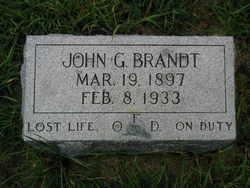 John George Brandt, Jr