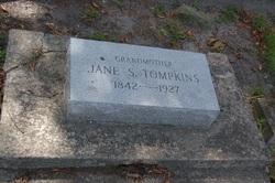 Jane <i>Scott</i> Tompkins