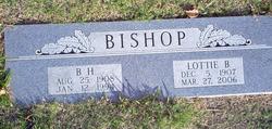 Lottie <i>Brown</i> Bishop