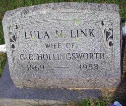 Lula M. <i>Link</i> Hollingsworth