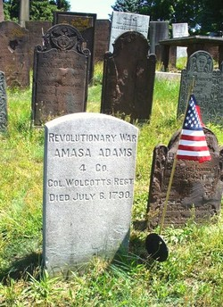 Amasa Adams