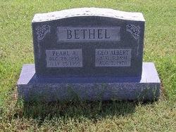 George Albert Bethel