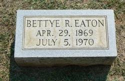 Elizabeth Fredericka <i>Rhoades</i> Eaton