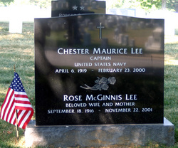 Chester Maurice Lee