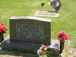 Clarence James Ralston