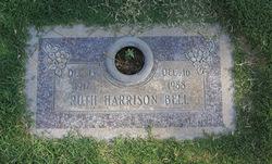 Ruth <i>Harrison</i> Bell