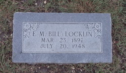 Elmer Monroe Bill Locklin