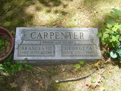 George A Carpenter
