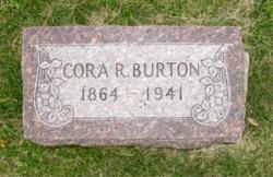 Cora R. <i>Chinn</i> Burton