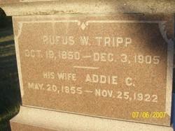 Rufus W Tripp
