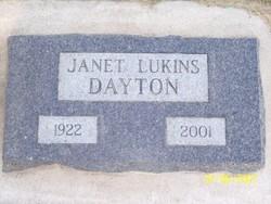 Janet Tripp <i>Lukins</i> Dayton