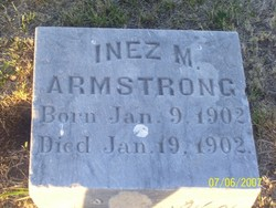 Inez M Armstrong