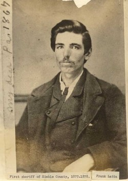 Franklin Alexander Frank Latta