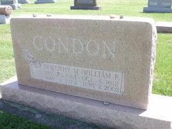 Dorothy M <i>Cates</i> Condon