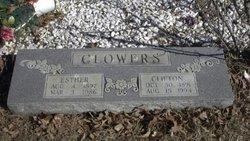 Esther <i>Bell</i> Clowers