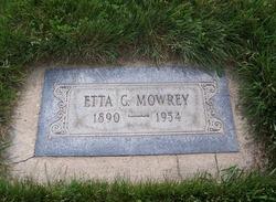 Etta Mowrey