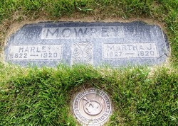 Harley Mowrey, Sr