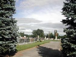Saint Hyacinthe le Confesseur Cemetery
