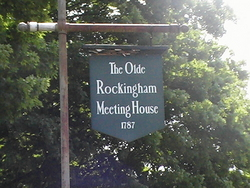 Rockingham Meeting House Cemetery