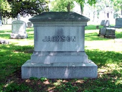Gen William Hicks Red Jackson