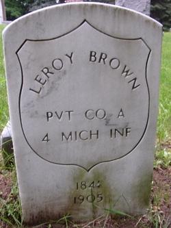 Leroy (Laroy) Brown
