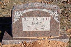 Elbie F. <i>Whiteley</i> James