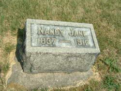 Nancy Jane <i>Funk</i> Bashore