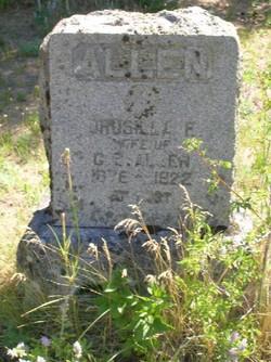 Drusilla E. <i>Harrison</i> Allen