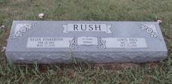 Helen <i>Pinkerton</i> Rush