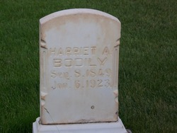 Harriet Ann <i>Roberts</i> Bodily