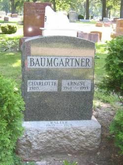 Ernest Baumgartner
