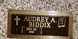 Audrey A. Biddix