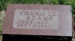 Virginia Lu Adams