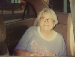 Margaret Kathrine W. <i>Martineau</i> Louese